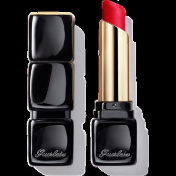 Guerlain KissKiss Tender Matte Lipstick 775 Kiss Rouge