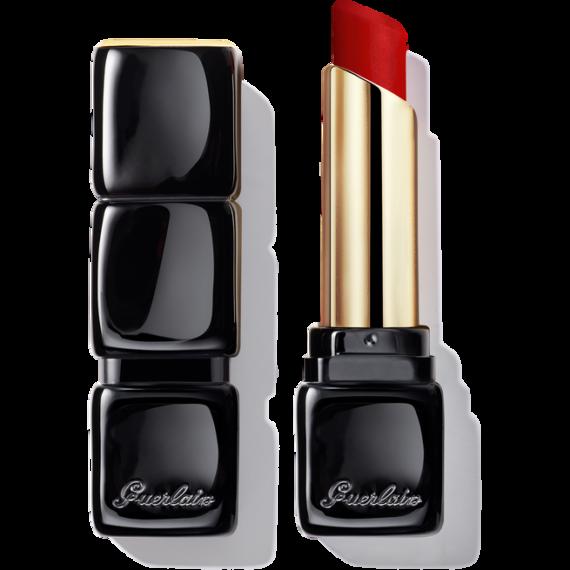 Guerlain KissKiss Tender Matte Lipstick 940 My Rouge