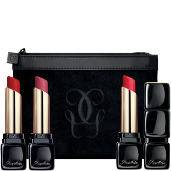 Guerlain KissKiss Tender Matte Trio Set
