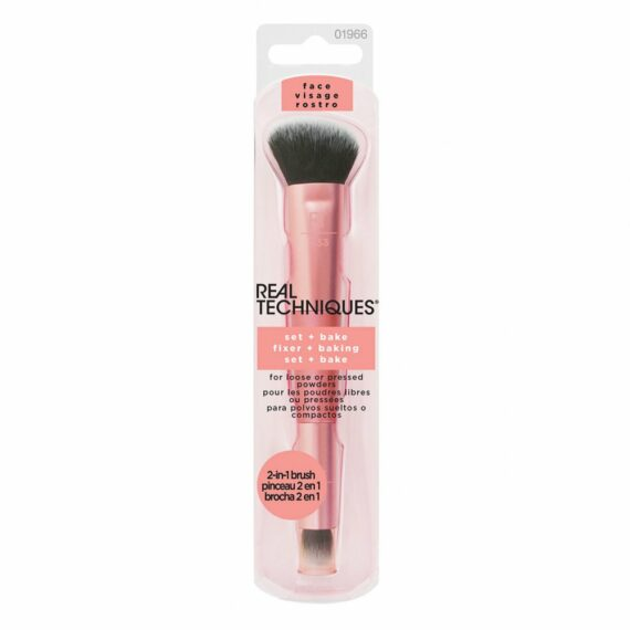 Real Techniques Dual-Ended Set & Bake Brush
