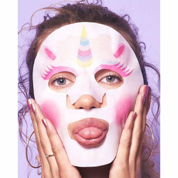 Sparkle Like A Unicorn Illuminating Face Mask