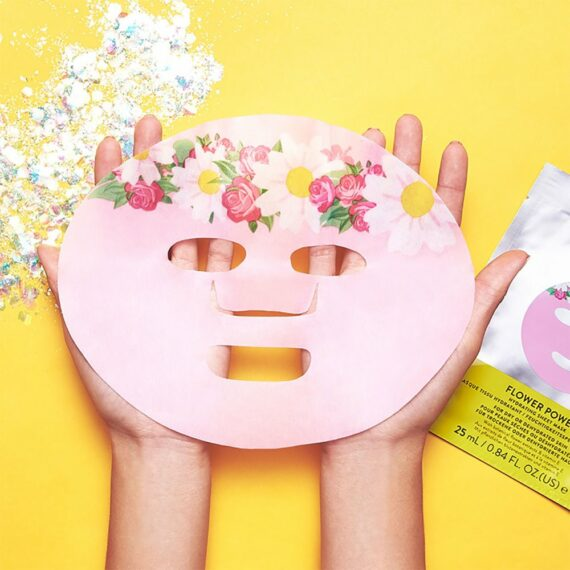 Flower Power Hydrating Face Mask