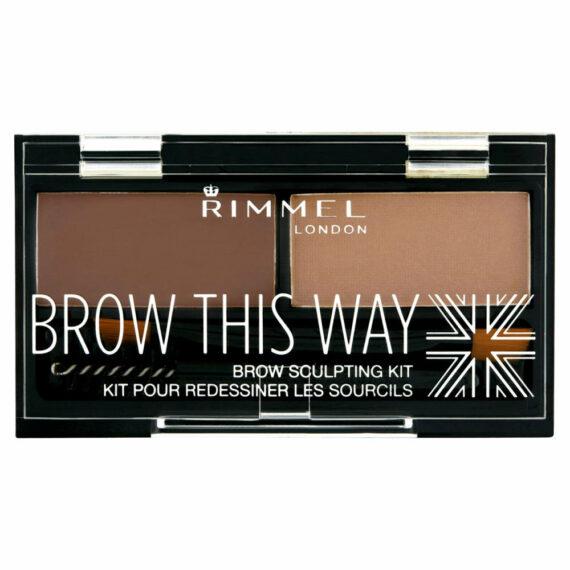 Brow This Way Eyebrown Sculpting Kit Medium Brown (1)