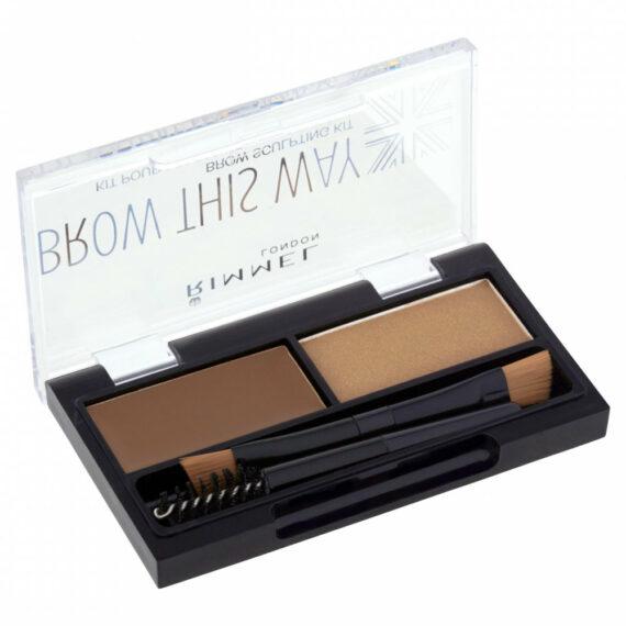 Brow This Way Eyebrown Sculpting Kit Medium Brown (3)
