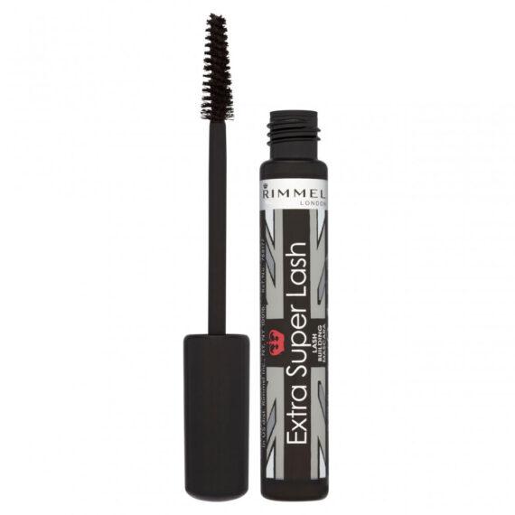 Extra Super Lash Mascara Black Black (3)