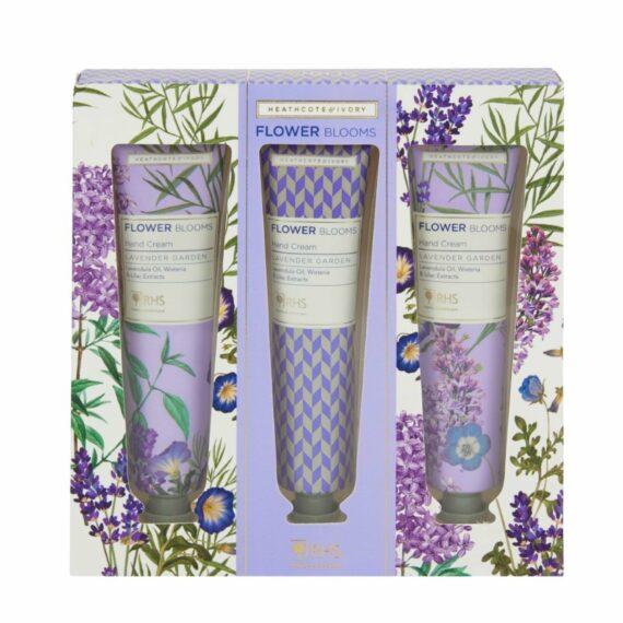 RHS Lavender Garden Hand Cream Set