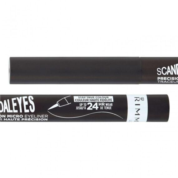 Scandaleyes Micro Eyeliner Black (2)