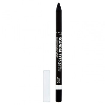 Scandaleyes Waterproof Kohl Kajal Black (1)