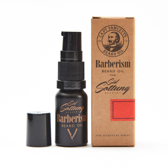 Captain Fawcett Barberism Beard Oil