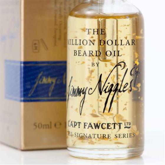 Captain Fawcett Million Dollar Beard Oil 50ml