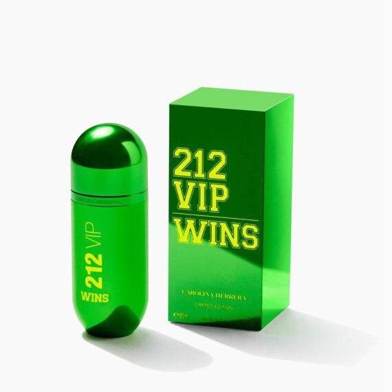 Carolina Herrera 212 VIP Wins For Her