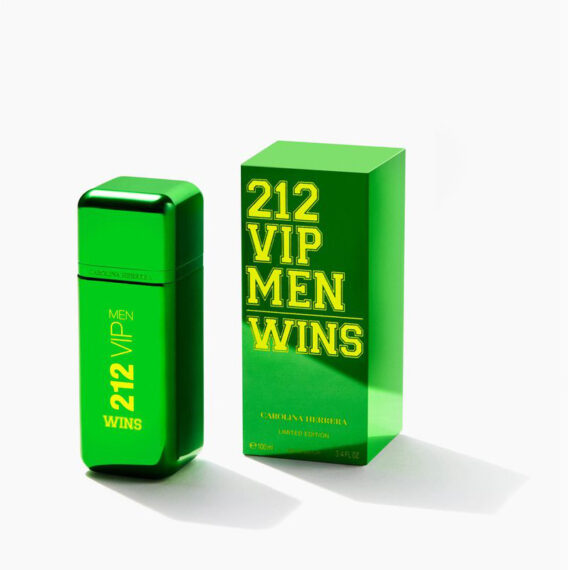 Carolina Herrera 212 VIP Wins For Men