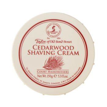 Cedarwood Shaving Cream