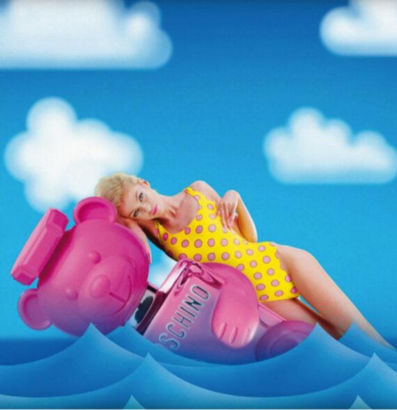 Moschino Toy2 Bubblegum w: model