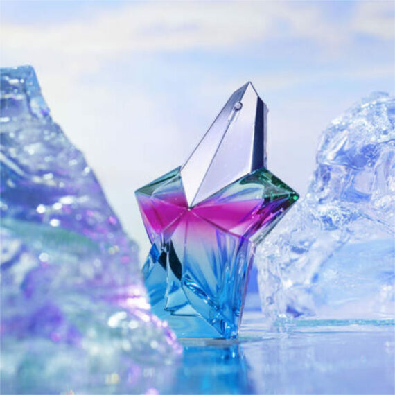 Mugler Angel Iced Star Lifestyle