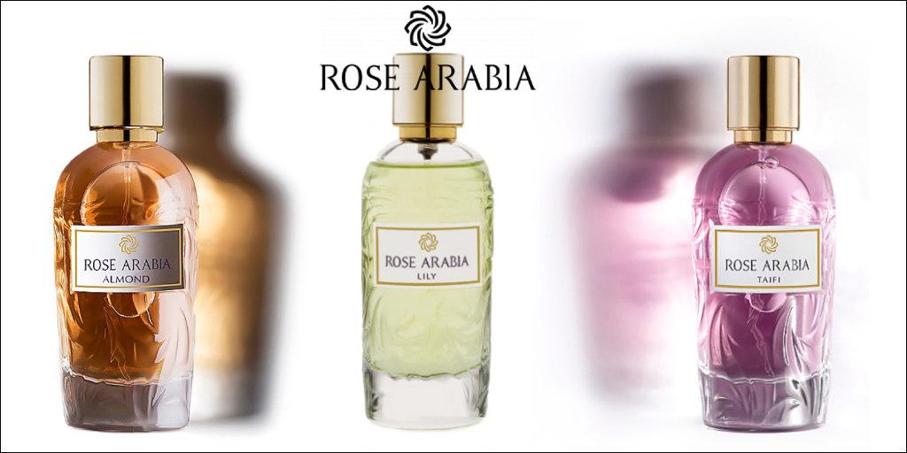 Rose Arabia Perfume