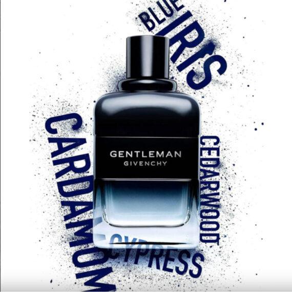 Gentleman Givenchy Eau de Toilette Intense notes 2