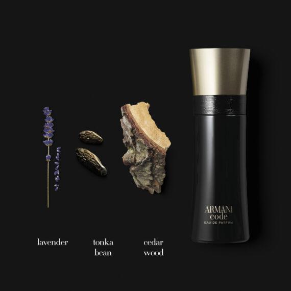 Giorgio Armani - Armani Code Eau de Parfum Notes