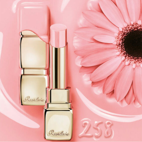 Guerlain KissKiss Shine Bloom 258 My Kiss Glow