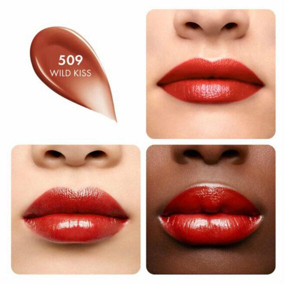 Guerlain KissKiss Shine Bloom 509 Wild Kiss