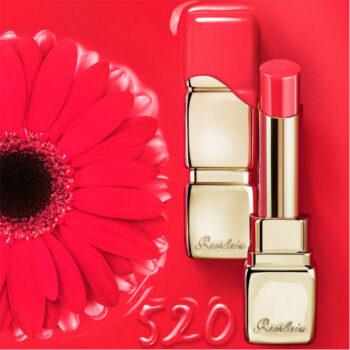 Guerlain KissKiss Shine Bloom 520 Love Bloom