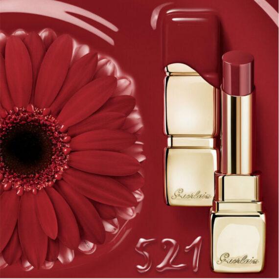 Guerlain KissKiss Shine Bloom 521 Kiss To Say