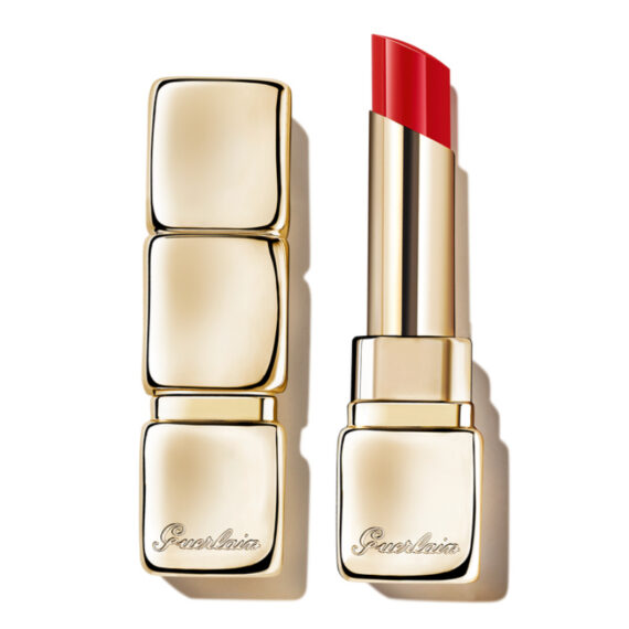 Guerlain KissKiss Shine Bloom 709 Petal Red
