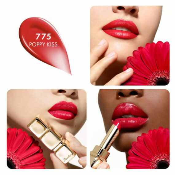 Guerlain Kiss Kiss Shine Bloom Lipstick