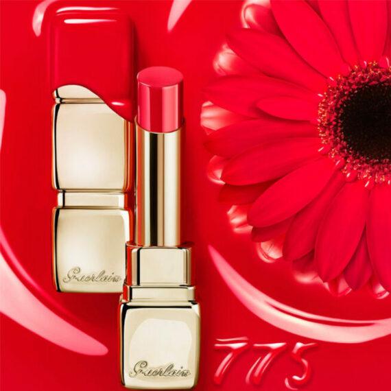 Guerlain KissKiss Shine Bloom 775 Poppy Kiss