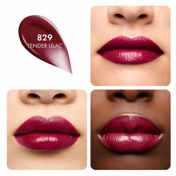 Guerlain KissKiss Shine Bloom 829 Tender Lilac