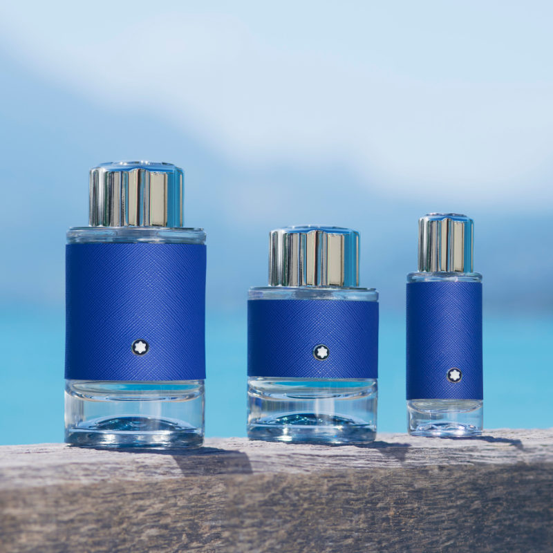 Mont Blanc Explorer Ultra Blue Eau de Parfum Lifestyle 2