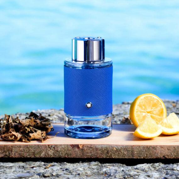 Mont Blanc Explorer Ultra Blue Eau de Parfum Notes