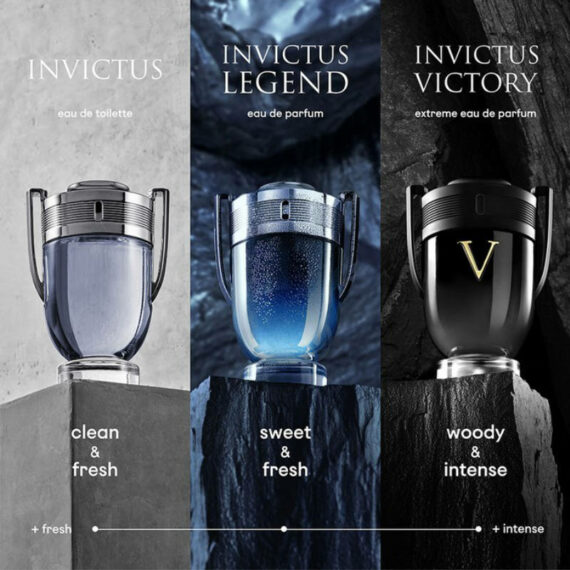 Paco Rabanne Invitus Collection