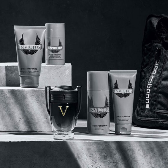 Paco Rabanne Invitus Victory & Invictus Body Products