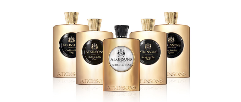 Atkinsons Oud Collection Range 800x