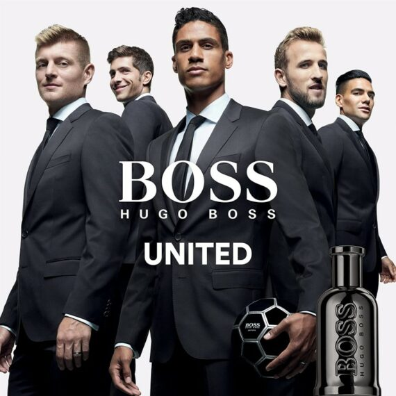 Boss Bottled United Eau de Parfum Ad