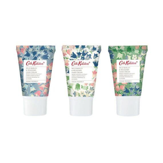CK Bluebells Hand Cream Trio Items