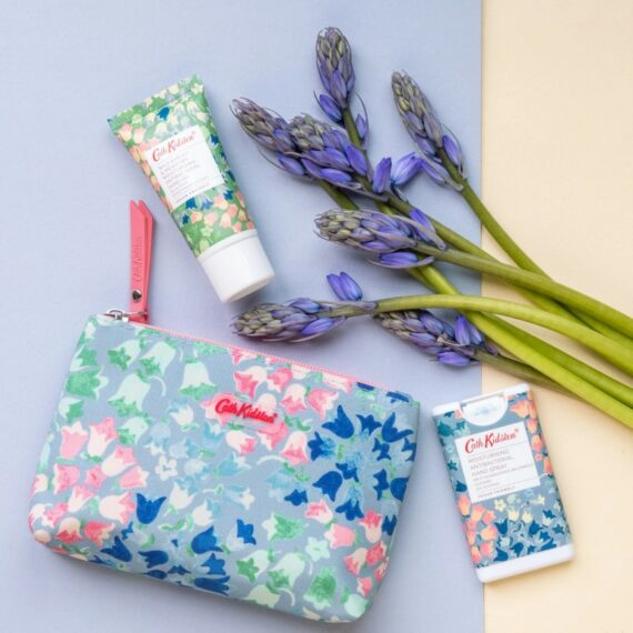 HIFG5525 CK Bluebell Cosmetic Pouch Image