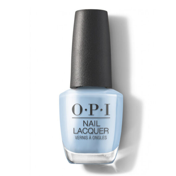 OPI Malibu Collection Mali-blue Shore 3