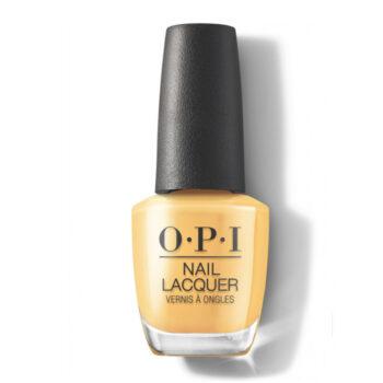 OPI Malibu Collection Marigolden Hour 3