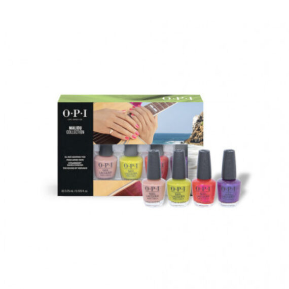 OPI Malibu Collection Mini 4 Pack