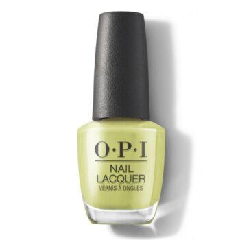 OPI Malibu Collection Pear-adise Cove 3