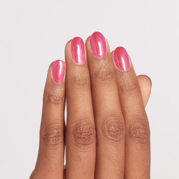OPI Malibu Collection Strawberry Waves Forever 2