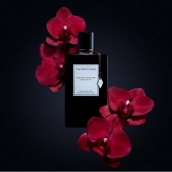 Van Cleef & Arpels Orchid Leather Eau de Parfum 560x560