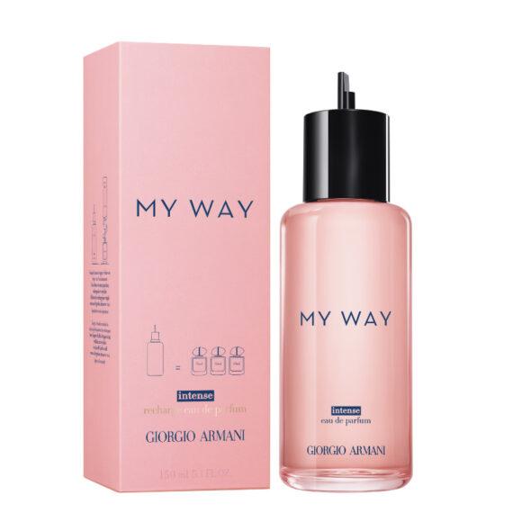 Giorgio Armani My Way Intense Eau de Parfum Refill 4