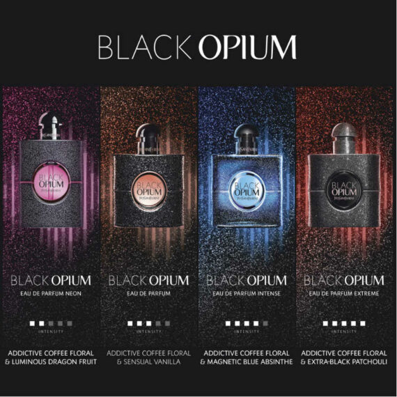 YSL Black Opium Eau de Parfum Extreme 3