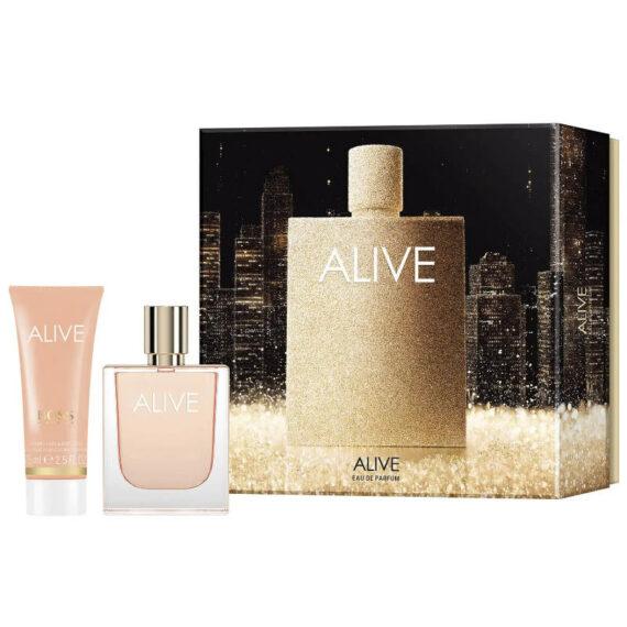 Boss Alive 50ml EDP Gift Set