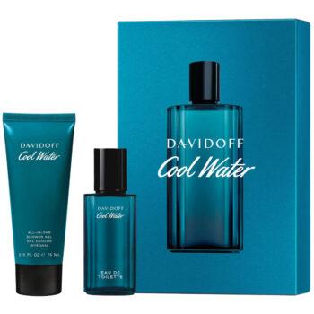 Davidoff Cool Water Man 40ml EDT Gift Set