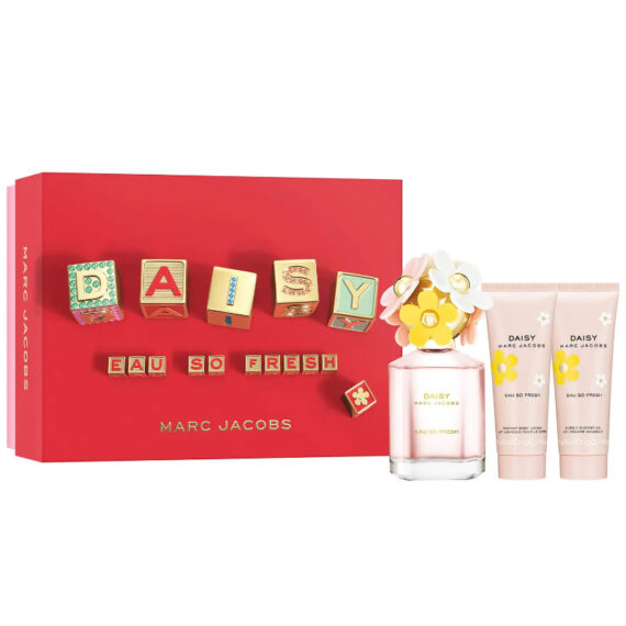Marc Jacobs Daisy Eau So Fresh 75ml EDT Gift Set