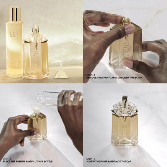 Mugler Alien Goddess Eau de Parfum Refill Bottle 3